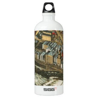 Mills District, Minneapolis 1895 SIGG Traveler 1.0L Water Bottle