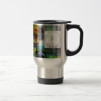 Mills of the time travel mug