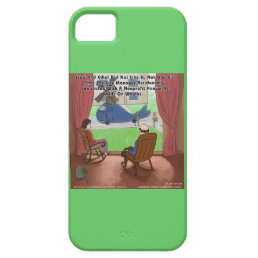 Mills On Whales Funny iPhone 5/5S Case