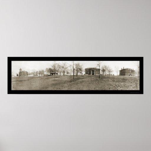 Millsaps foto 1910 de Jackson, ms Impresiones