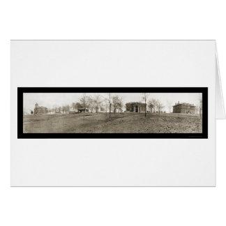 Millsaps foto 1910 de Jackson, ms Tarjeta De Felicitación