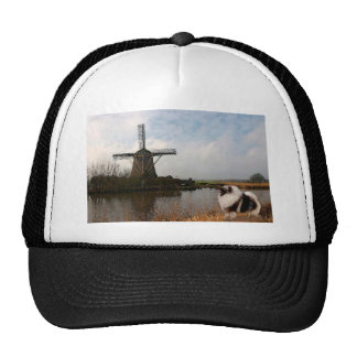 Millscape Apparel Mesh Hat
