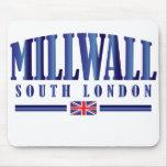 Millwall - Londres del sur (MouseMat) Alfombrillas De Raton