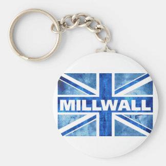 Millwall Union Flag Key Chain