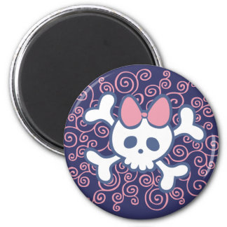 Milly Squigs 2 Inch Round Magnet