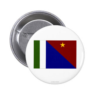 Milne Bay Province, PNG Pinback Button