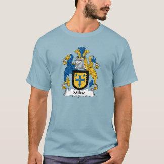 Milne Family Crest T-Shirt