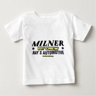 Milner Pit Crew Baby T-Shirt