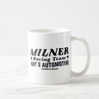 Milner T-shirts Classic White Coffee Mug