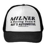 Milner T-shirts Hats