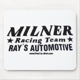 Milner T-shirts Mouse Pad