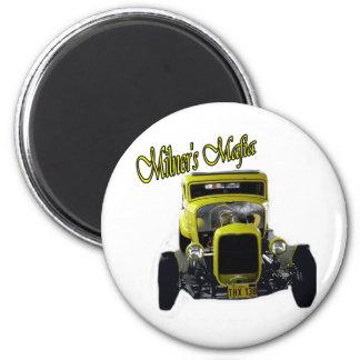 Milner's Mafia Magnet