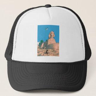 Milo in Egypt Trucker Hat