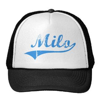 Milo Maine Classic Design Hat