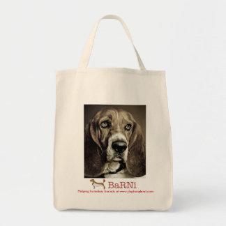 Milo Organic Tote Grocery Tote Bag