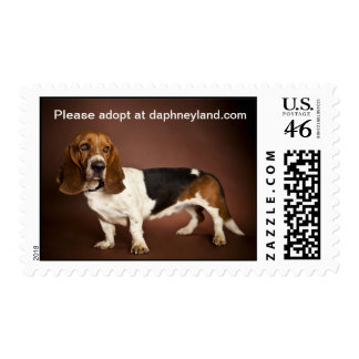 Milo Postage Stamp