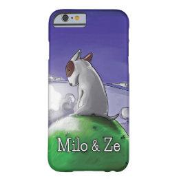 Milo & Ze Cover