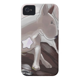 Milo & Ze iPhone 4 Cover
