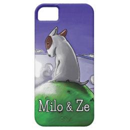 Milo & Ze iPhone SE/5/5s Case
