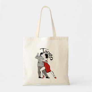 Milongueros Canvas Bags