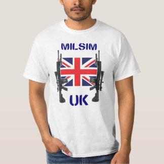 MILSIM UK T-SHIRTS