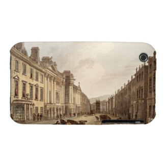 Milsom Street, from 'Bath Illustrated by a Series Case-Mate iPhone 3 Cases