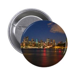 Milsons Point, Sydney, Australia Buttons