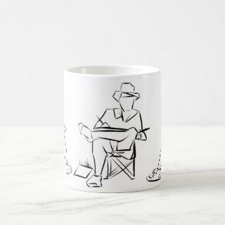 Milt Painting Coffee Mug