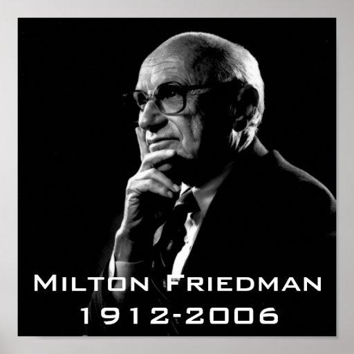 milton friedman research paper
