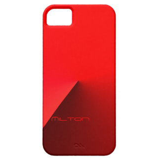 Milton iphone 5 cover