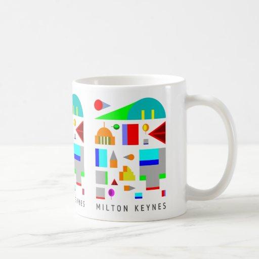 Milton Keynes creative mug