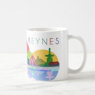 Milton Keynes landmarks mug