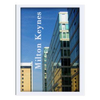 Milton Keynes postacrd Post Card
