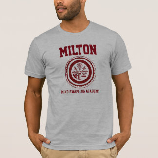 Milton Mind Swapping Academy Shirt