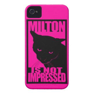 Milton no es caso impresionado de Iphone 4 Carcasa Para iPhone 4 De Case-Mate