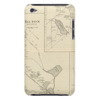 Milton, Strafford Co Barely There iPod Covers