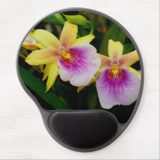 Miltonia Sunset Gel Mouse Pad