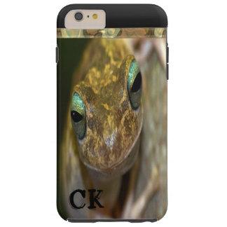 Miltons Frog Monogram Tough iPhone 6 Plus Case