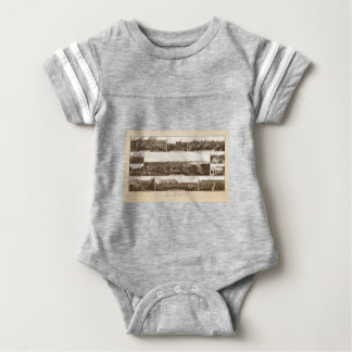 milwaukee1882 baby bodysuit
