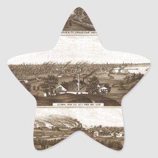 Milwaukee 1882 star sticker