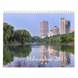 Milwaukee 2015 Calendar