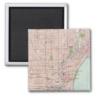 Milwaukee 2 2 inch square magnet