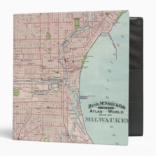 Milwaukee 2 binder