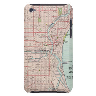 Milwaukee 2 iPod touch Case-Mate case