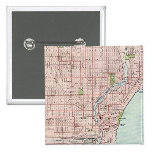 Milwaukee 2 pin cuadrado