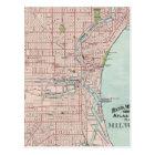 Milwaukee 2 postcard