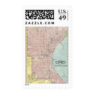 Milwaukee 2 stamps