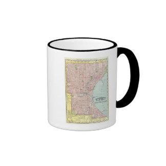Milwaukee 2 tazas de café