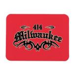 Milwaukee 414 flexible magnet