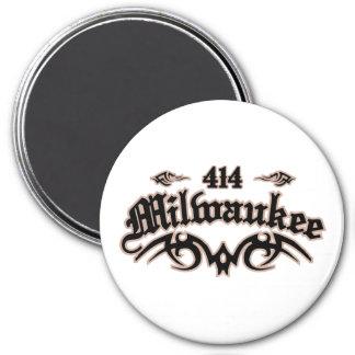 Milwaukee 414 imán para frigorífico